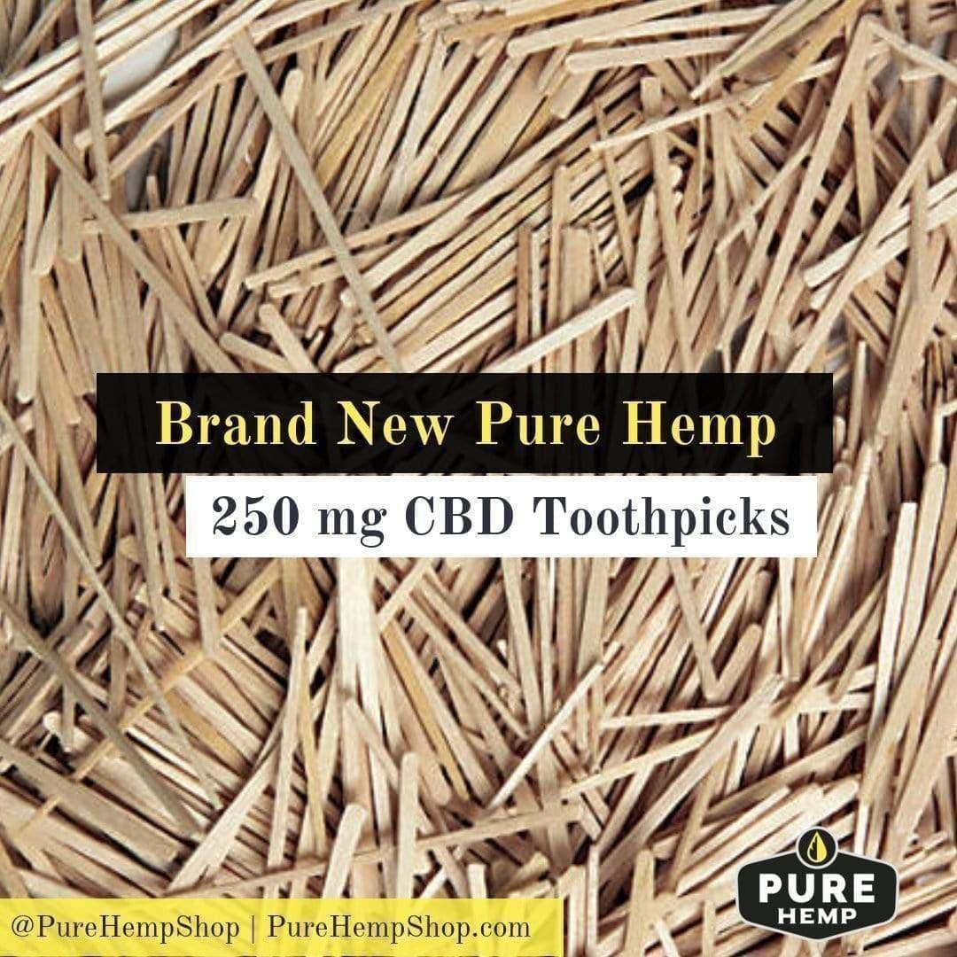 Beginner guideline for CBD and CBD Toothpicks